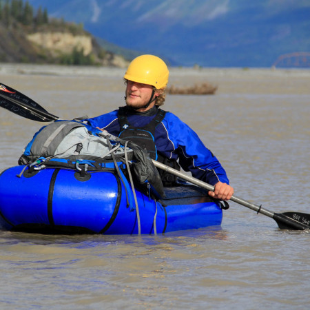Packraft Specific Rescue Training