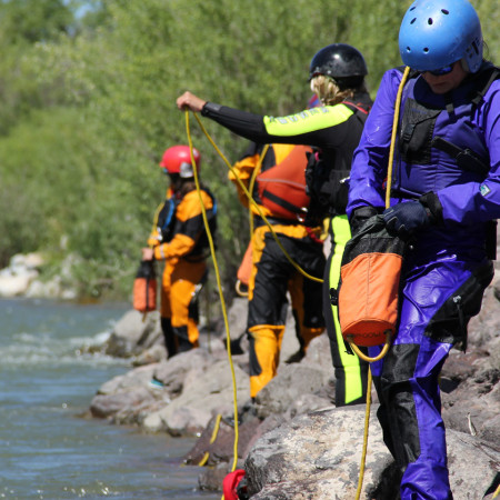Swiftwater Rescue Training (SRT)